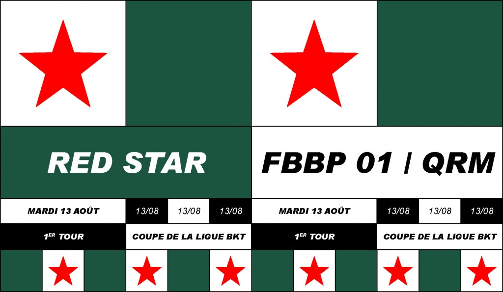 Qrm Calendrier.Red Star Fc Site Officiel Club De Football Du Redstar