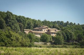 Hameau de Valensole en Piemont Cevenol