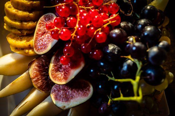 La Vieille Maison - Halte Gourmande - le petit déjeuner et ses fruits