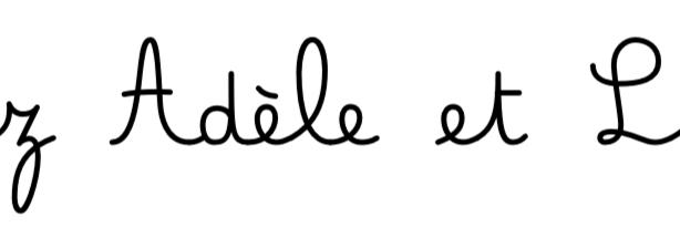 Chez Adele et Louis
