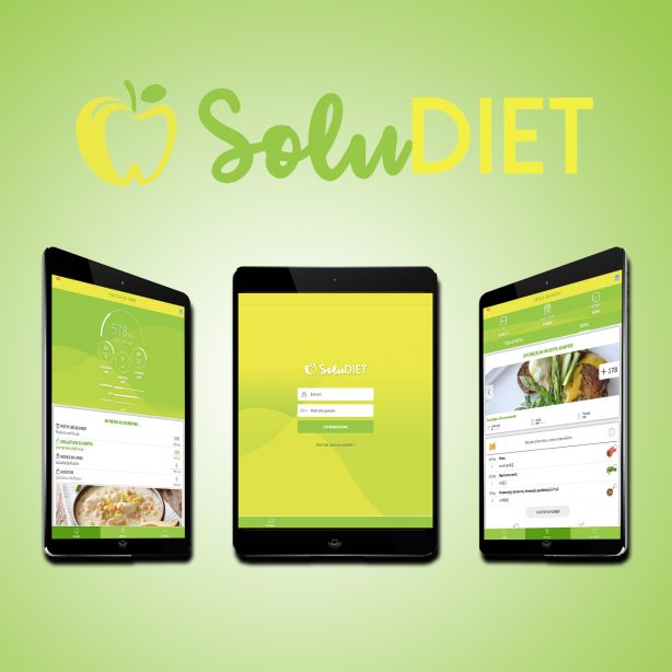 Application Solu Diet
