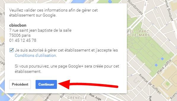 comment s inscrire sur google maps