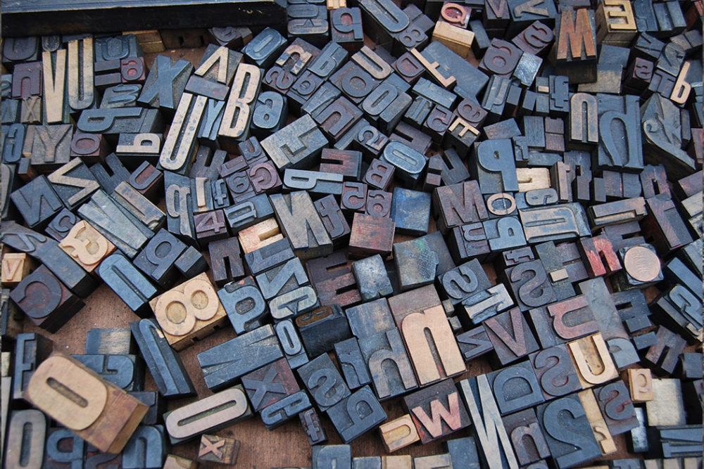 Typographie web