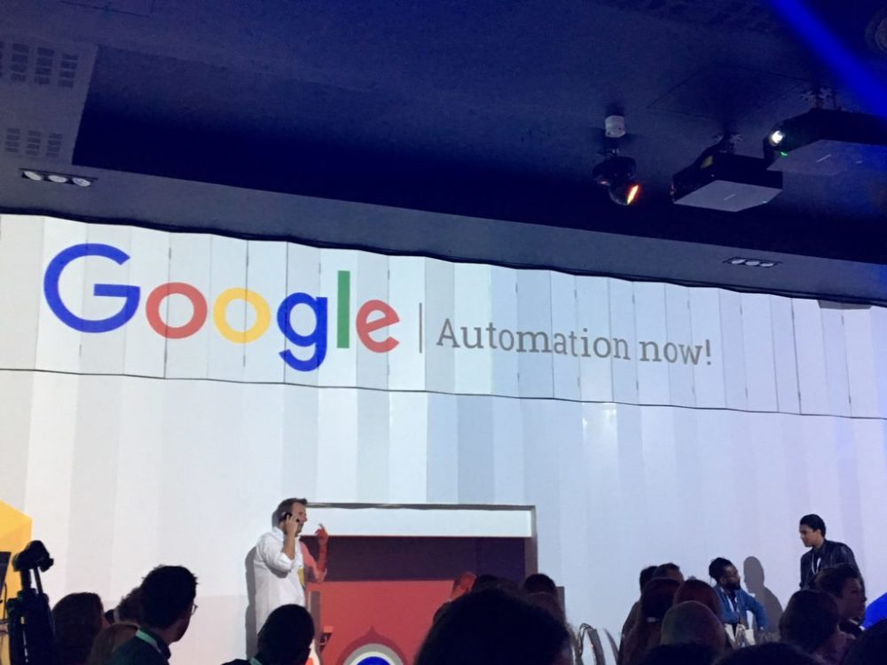 Google-automation-now