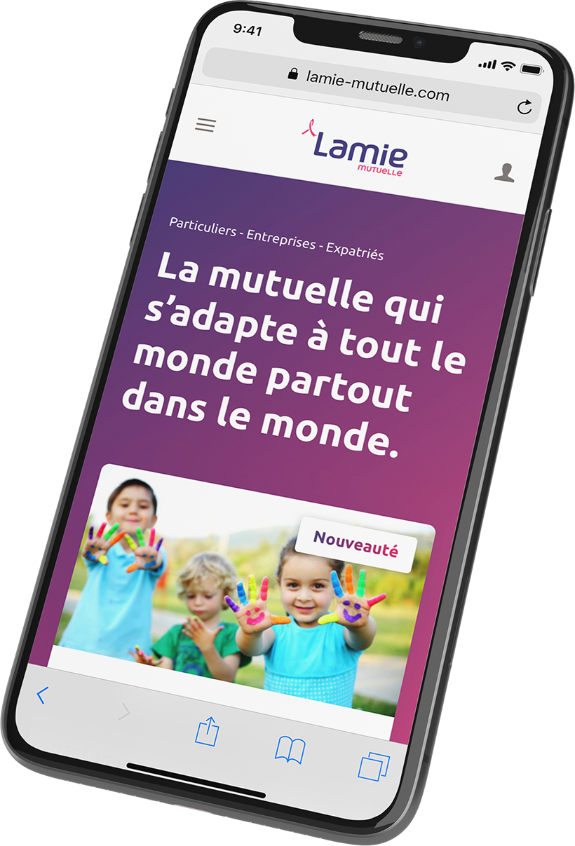 Lamie-mutuelle accueil mobile