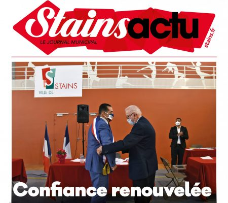 couverture Stains Actu N°1031