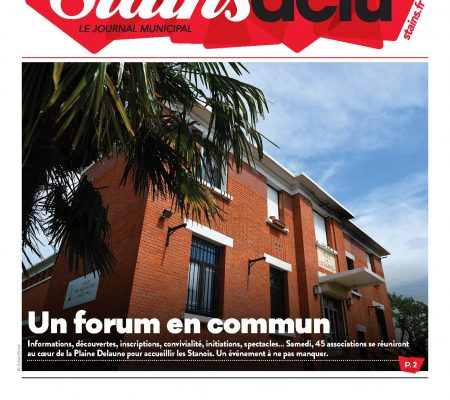 Stains Actu N°1036 - Page 1