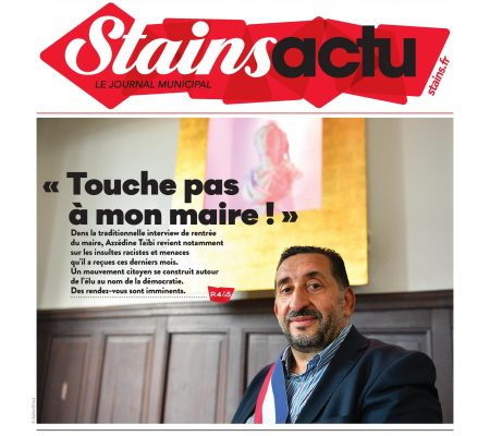 couverture Stains Actu N°1037