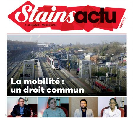 couverture Stains Actu N°1046