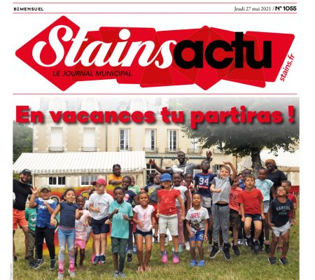 Couverture Stains Actu N°1055