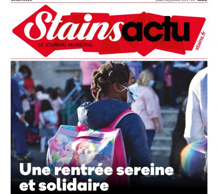 Stains Actu N°1060 page 1