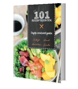 nieuw receptenboek
