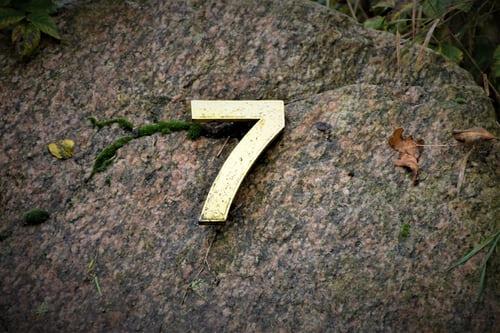 7 pijlers van mindfulness