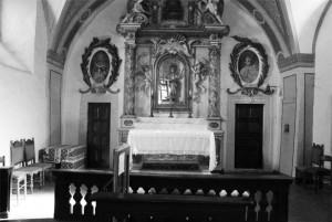 interno della chiesa San Venanzio.