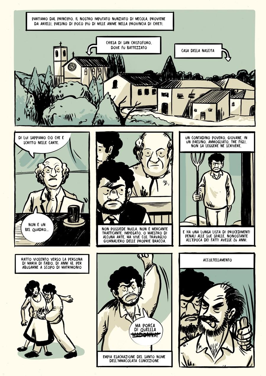 Nunziato di Mecola – True Brigante of Abruzzi #2