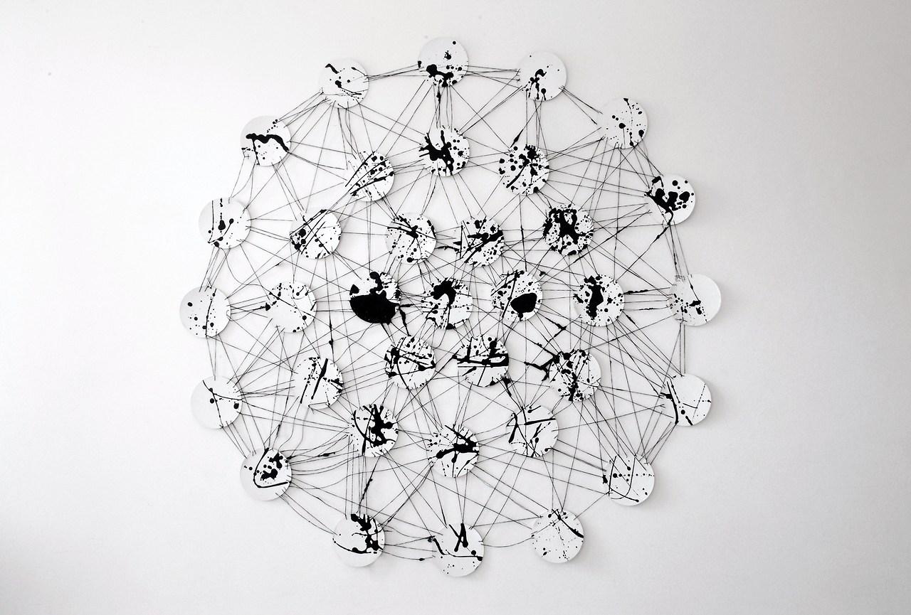 Bruno Cerasi, installazione, 2012.