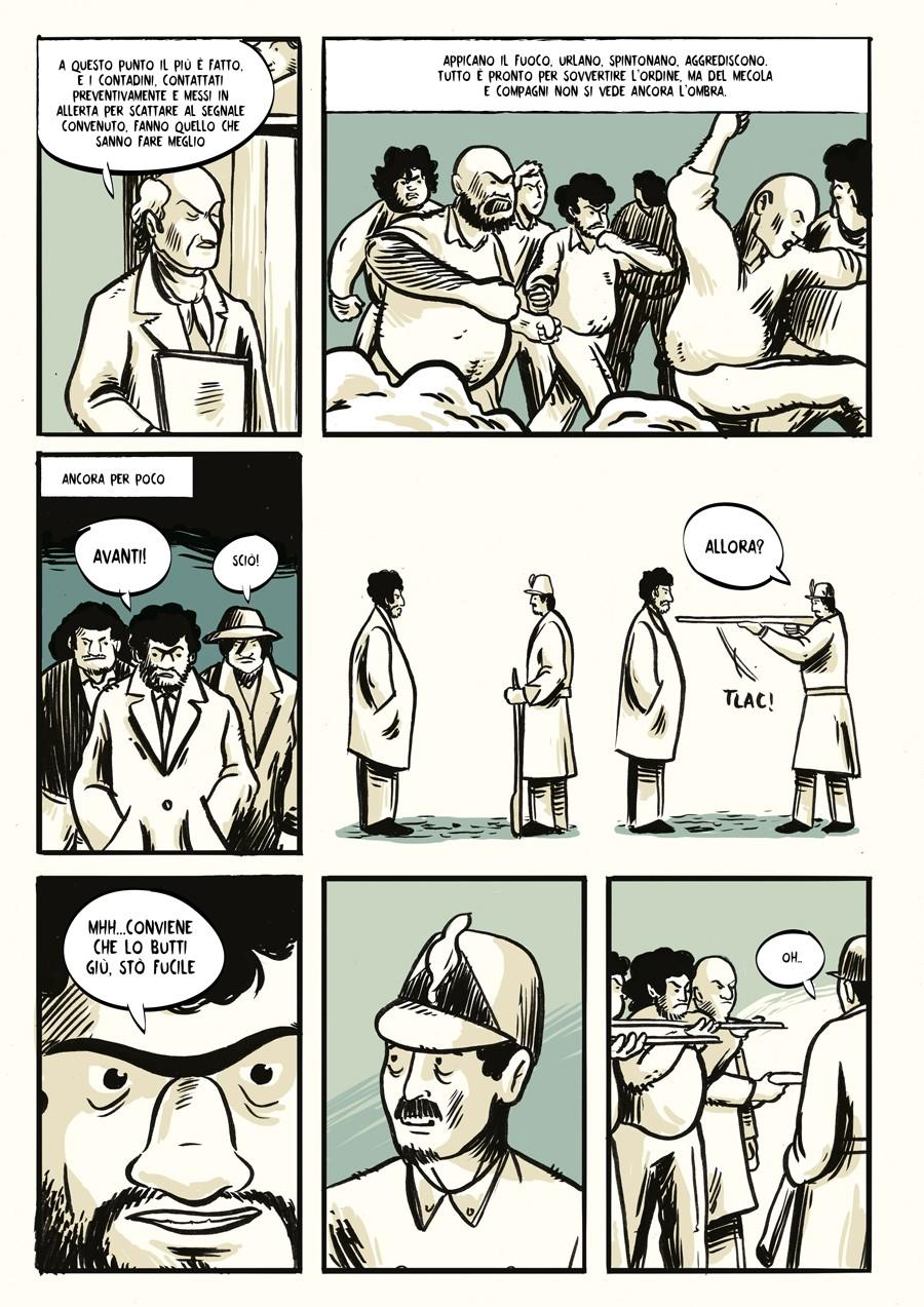Fumetto di Mattia Moror