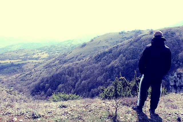 Panorama del Velino - Sirente.
