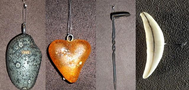 Antichi amuleti per la protezione di infermi