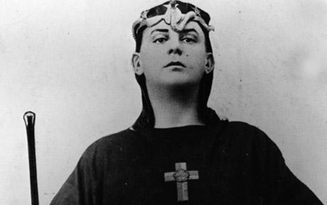 Edward Alexander Crowley, padre dell'occultismo moderno