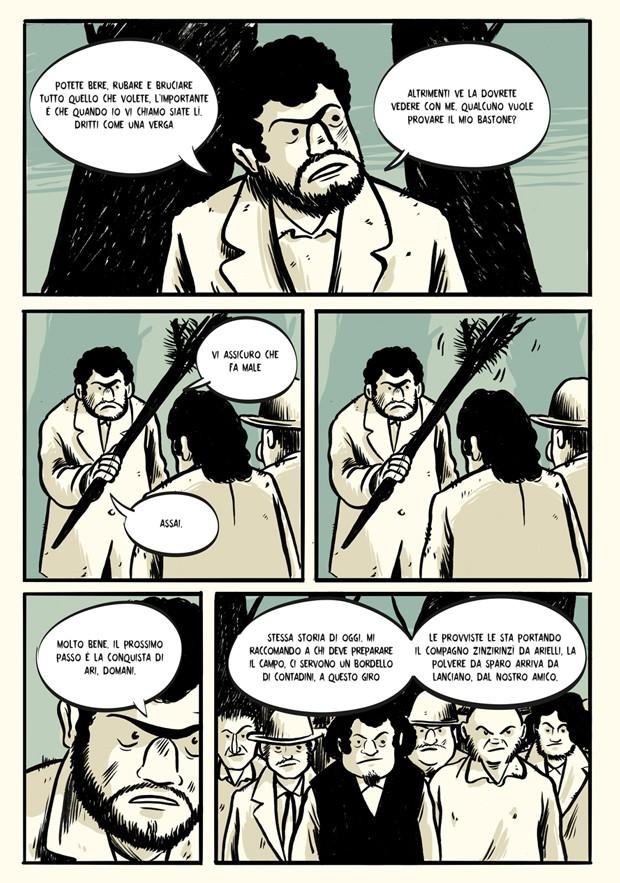 Mattia Moro fumettista