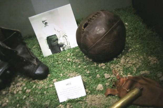 La prima partita internazionale si gioca il 30 novembre 1872