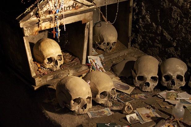 Kvlto #7, Subcity. Cimitero delle Fontanelle, Napoli
