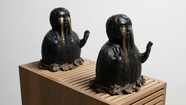 """Cucchi è un esponente della """"transavanguardia"""" come definiva Achille Bonito Oliva, critico d'arte, questa corrente artistica."""