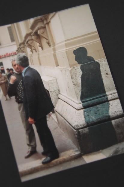 Luciano Emiliani, artista, Chieti.