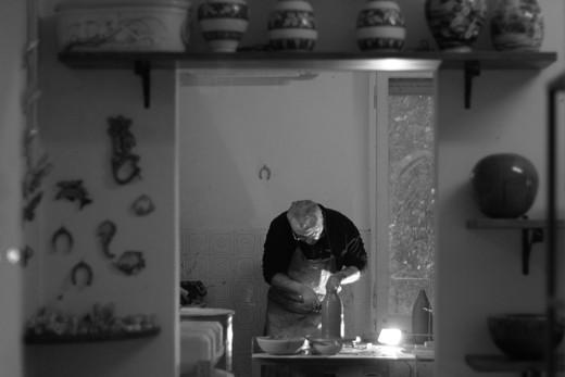Laboratorio Ceramica D'arte Cacciagrano a Sambuceto