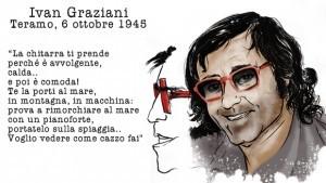 Ivan Graziani musicista Abruzzo