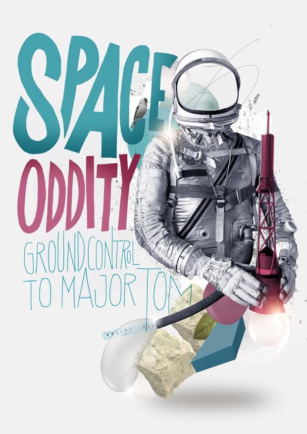 Space Oddity, Nazario Graziano, Subcity Abruzzo