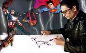 Carmine Di Giandomenico fumettista Teramo