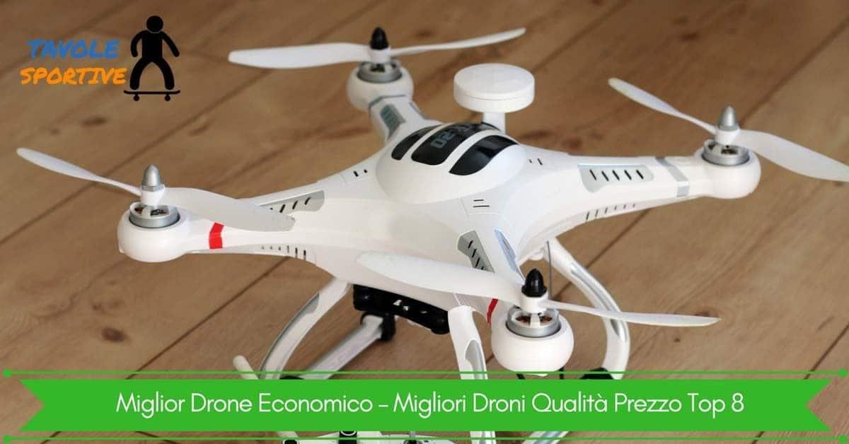 Miglior Drone Economico – Migliori Droni Qualità Prezzo Top 8