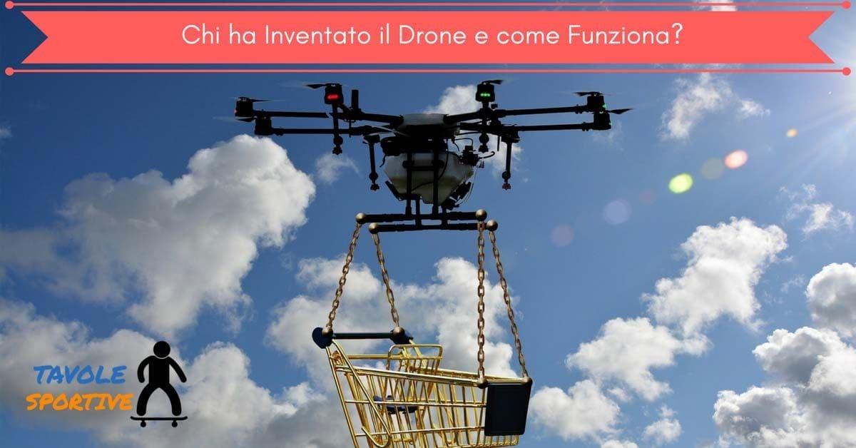 Chi ha Inventato il Drone e come Funziona