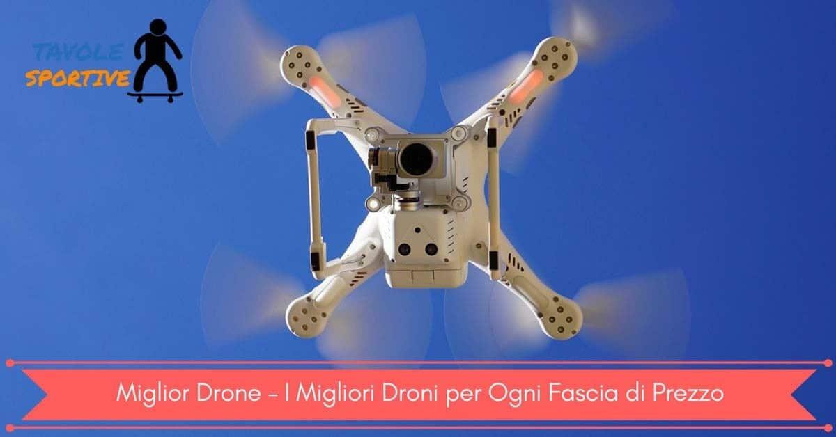 Miglior Drone – I Migliori Droni per Ogni Fascia di Prezzo