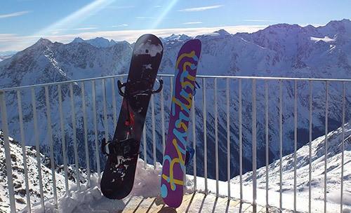 Tavole-da-Snowboard