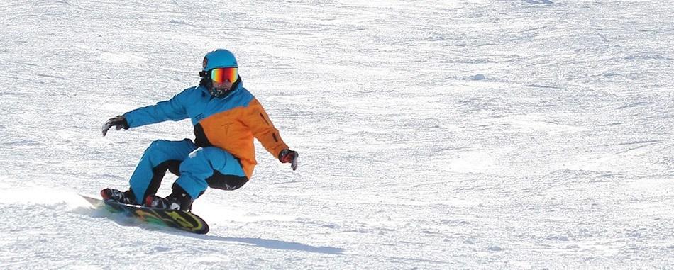 Freeride-Snowboard