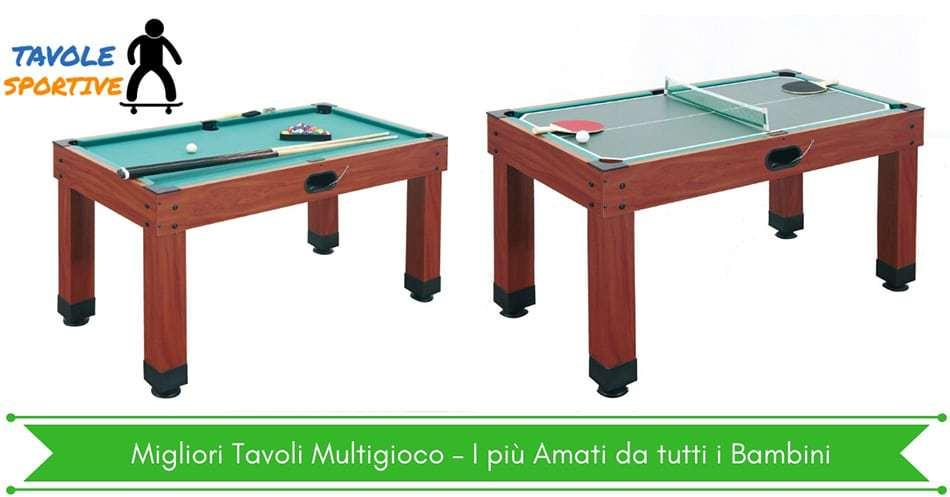 Migliori tavoli multigioco i pi amati da tutti i bambini for Migliori tavoli allungabili
