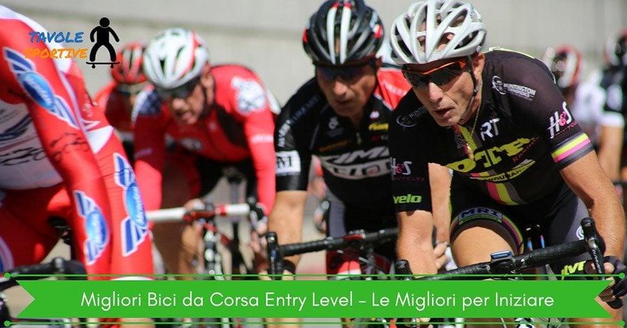 Migliori Bici da Corsa Entry Level – Le Migliori per Iniziare