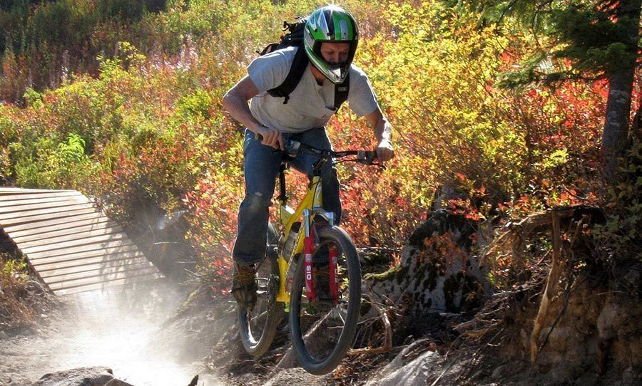 mountain bike per iniziare