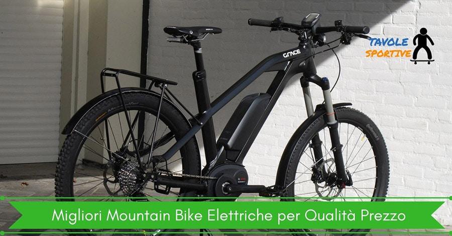 Migliori Mountain Bike Elettriche Per Qualità Prezzo