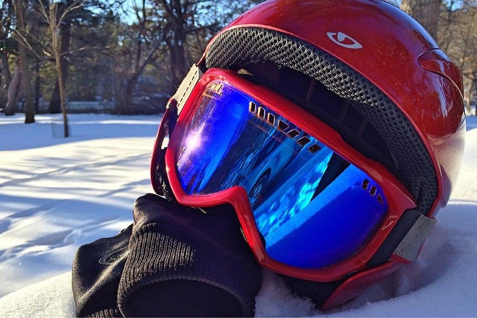 Ultrasport Lente Anti-Nebbia Occhiali da Sci//Snowboard Unisex Adulto