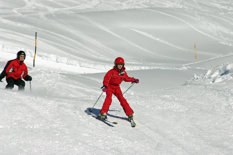 Come Vestirsi in Montagna per Sciare