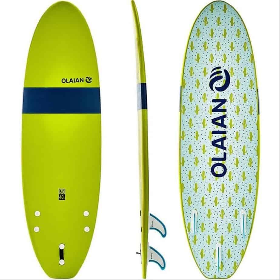 Tavola Surf Schiuma 6'