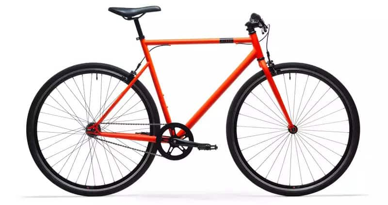 B'Twin ELOPS 500 SINGLE SPEED