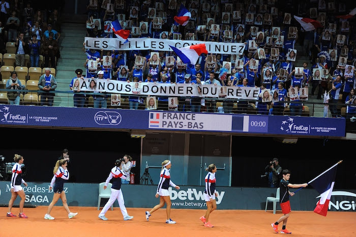 Fed Cup : les 5 glorieuses