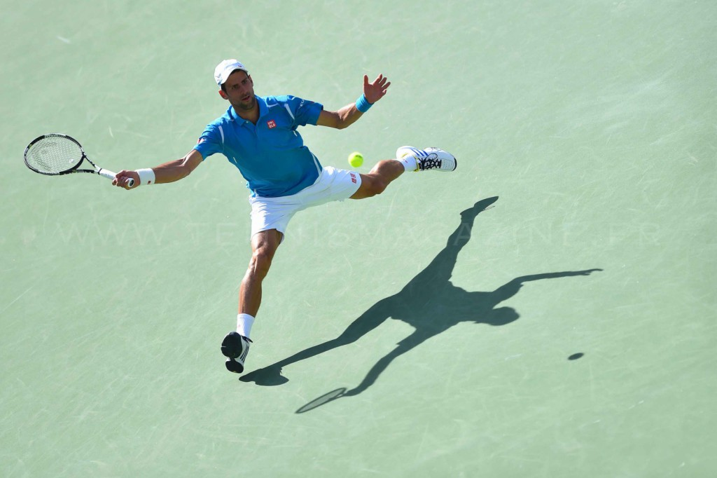 Indian Wells – Djokovolant