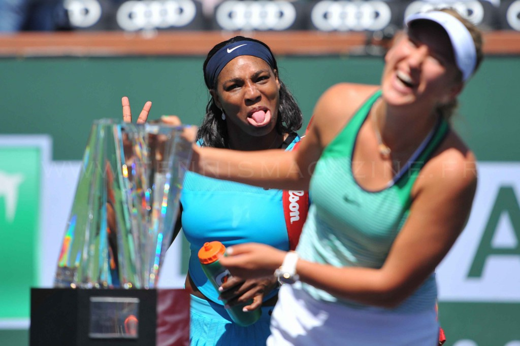 Indian Wells – Album finales