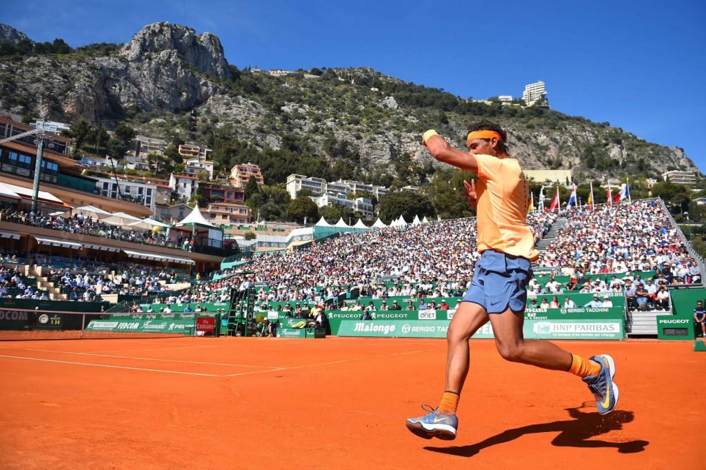 Monte Carlo – Top 10 de Rafa Nadal